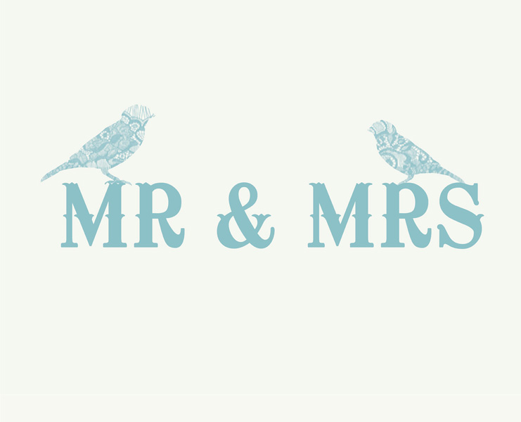 Mr & Mrs