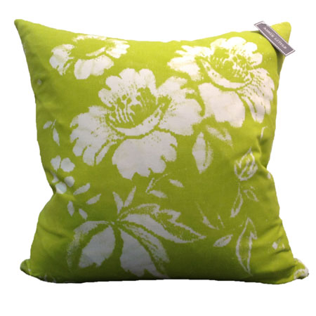 Green Amore Cushion