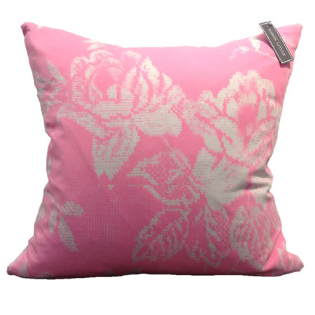 Neon Pink Amore Cushion