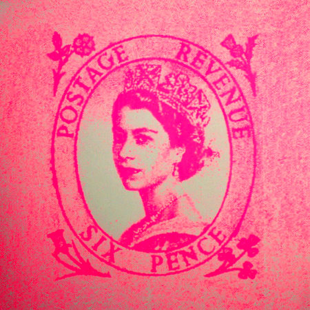 Queen Neon Pink