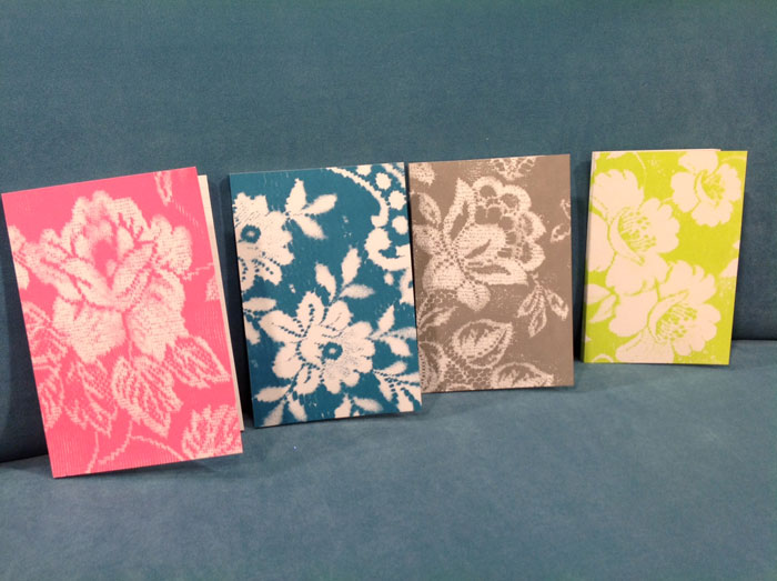 Range of 4 Amore Notebooks
